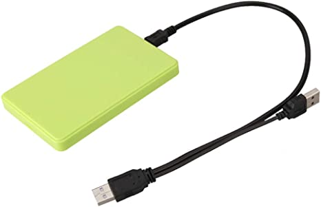 Carcasa para Disco Duro Externo de 2,5 USB 2.0 a SATA para SanDisk ...
