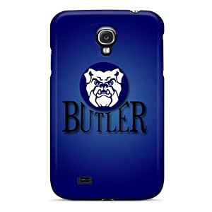 Galaxy S4 Case, Premium Protective Case With Awesome Look - Butler Bulldogs