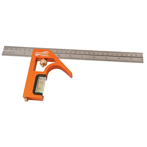 Swanson SVC133 12-Inch Savage Combination Square