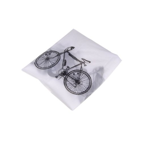 Neewer® Bicycle Cycling Motorcycle Rain Snow Dust Protector Waterproof Cover Protection Garage (White)