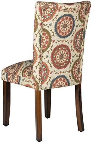 home, kitchen, furniture, kitchen, dining room furniture,  chairs 10 picture HomePop Parsons Upholstered Accent Dining Chair, Set of in USA