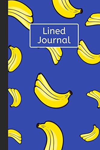 Cat Monkey Costumes Banana - Lined Journal: Bunch of Bananas: 120