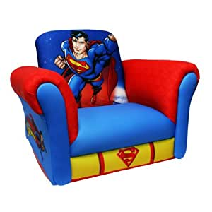 Warner Brothers Rocking Chair, Superman