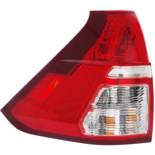(Go-Parts OE Replacement for 2015-2016 Honda CR-V Rear Tail Light Lamp Assembly/Lens / Cover - Left (Driver) Side 33550-T1W-A01 HO2800186 for Honda CR-V )