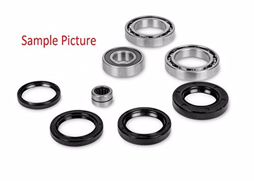 Kawasaki KVF400 Prairie 400 4x4 ATV Bearing&Seal Kit Rear Differential 1997-2001 Atv Rear Differential