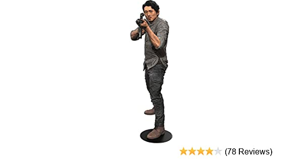 McFarlane Toys The Walking Dead 10.5 Inch GLENNDeluxe Action Figure NEW!