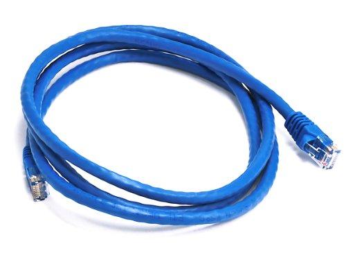 Monoprice 5FT 24AWG Cat6 550MHz UTP Ethernet Bare Copper Net