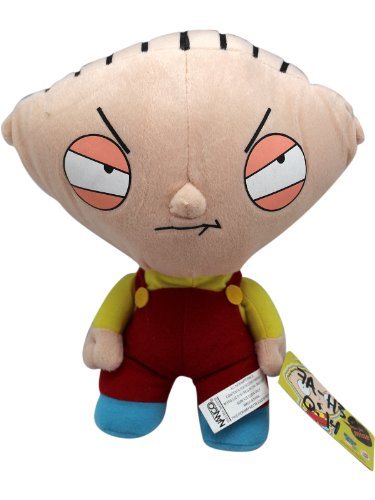 Stewie Griffin Family Guy - 10 Inch Family Guy Stewie Griffin Stuffed Plush Doll