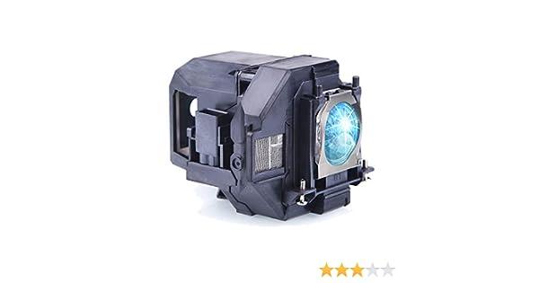 Lanwande V13H010L96 / ELPLP96 reemplazo lámpara de proyector para ...