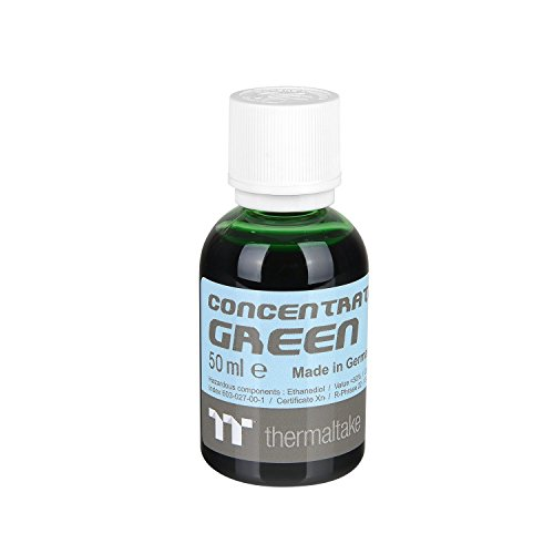 Thermaltake TT Premium Transparent Concentrate Dye 50ml Green CL-W163-OS00GR-A