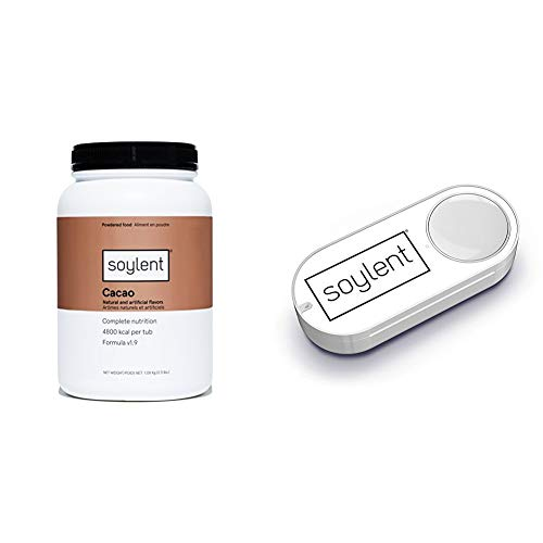 Soylent Dash Button by