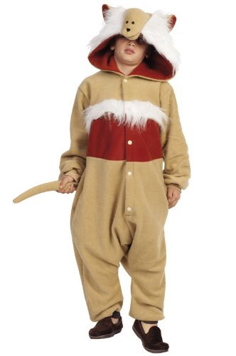 RG Costumes 'Funsies' Harley Hamster, Child Medium/Size (Halloween Costumes For Hamsters)