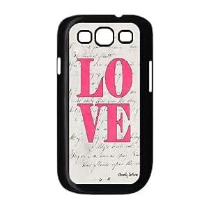 [H-DIY CASE] For Samsung Galaxy S3 -Love Pink-CASE-11