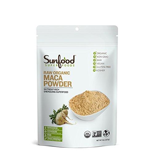 The Best Raw Food Maca Powder