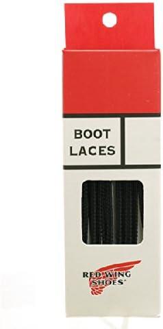 レッドウイング ブラックシューレース 97157 48インチ ブーツ redwing メンズ 靴 シューズ ひも 靴ひも ヒモ