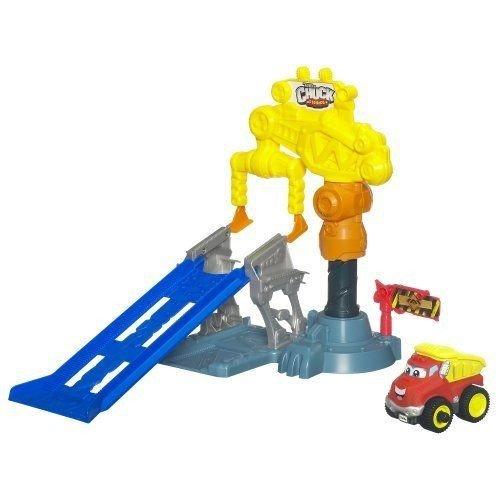 Price comparison product image Stkertools(TM) Tonka Chuck & Friends Power Playard Crazy Crane Stunt, New