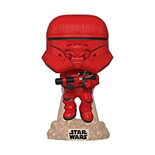 Funko Pop! Star Wars: Rise of Skywalker - Sith Jet Trooper, Summer Convention Exclusive