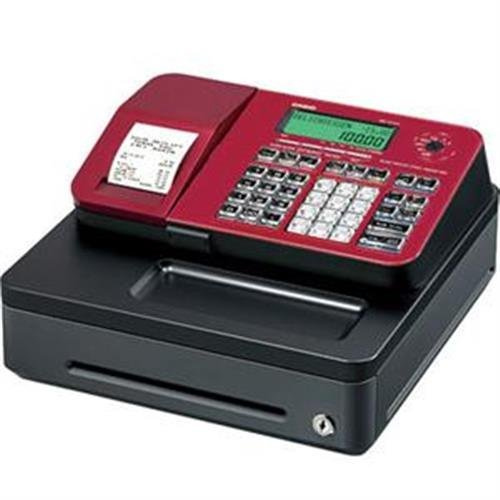 Casio SES100SCRD Single Tape Thermal Print Cash Register