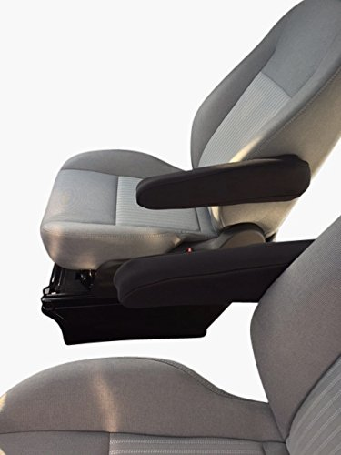 Front Seat Armrest - 6