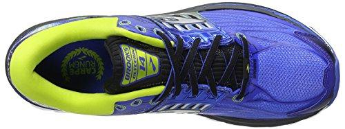 Brooks Glycerin 14, Zapatillas de Entrenamiento para Hombre Varios Colores (blau/gelb)