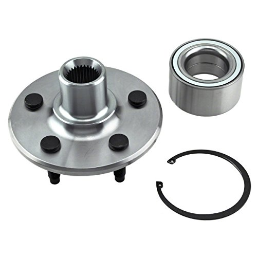 WJB WA521000  Rear Wheel Hub Bearing Module Kit  Cross Reference: Timken HA590259K, Moog 521000, SKF BR930259K ()