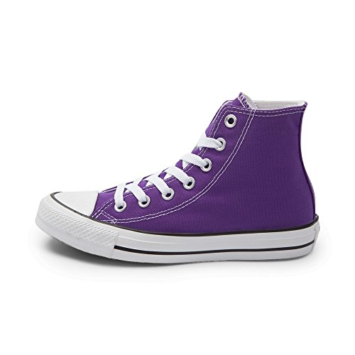 Mixte Basses Purple Sneakers Ox Lifestyle Adulte Top Star Converse Maenner Wei Player Electric us Hi gxX6YR4w