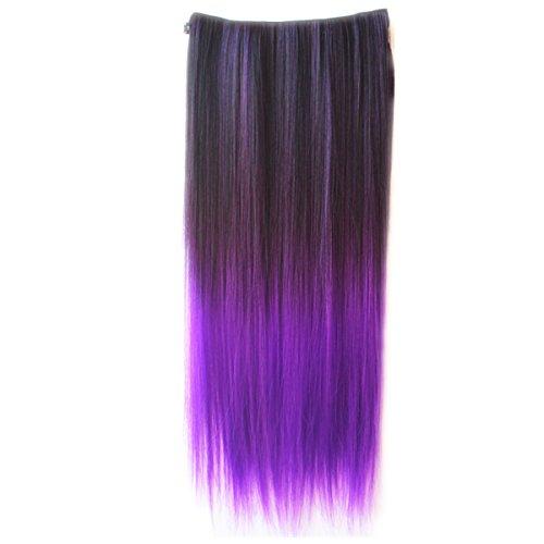 ACELI (Black To Purple Hair)