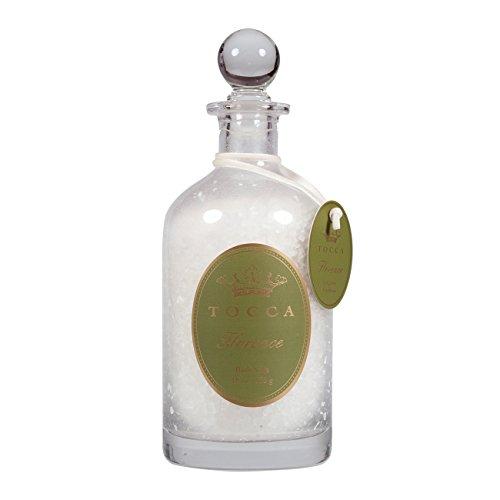 トッカ(TOCCA)バスソルト535gフローレンスの香り(約10回分)