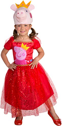 Peppa Pig Tutu Dress Peppa Toddler Costume 2T Pink