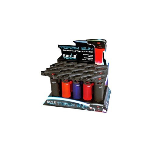Eagle Torch Fun Assorted Pack Of 15 9'' X 6'' X 5''