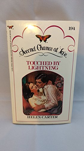 book cover of Touched By Lightning