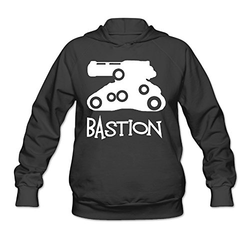 Overwatch Women's Bastion Hoodies Hoodie Size S - & Tiffany Ireland Co