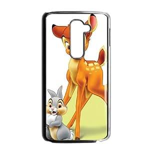 Bambi Character Bambi LG G2 Cell Phone Case Black KT9369838