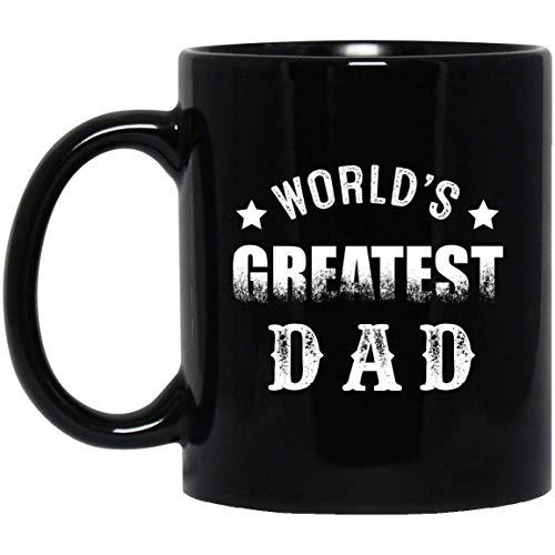 The World's Greatest Dad Coffee Mug Bests Birthday Gifts For Men Women Boys Girls