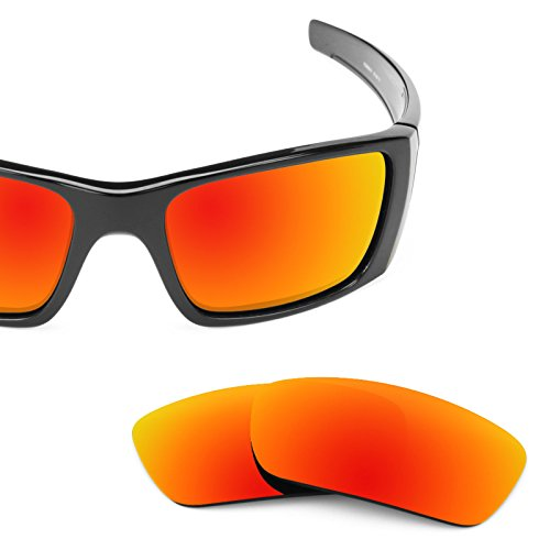 Revant Replacement Lenses for Oakley Fuel Cell 3 Pair Combo Pack K014