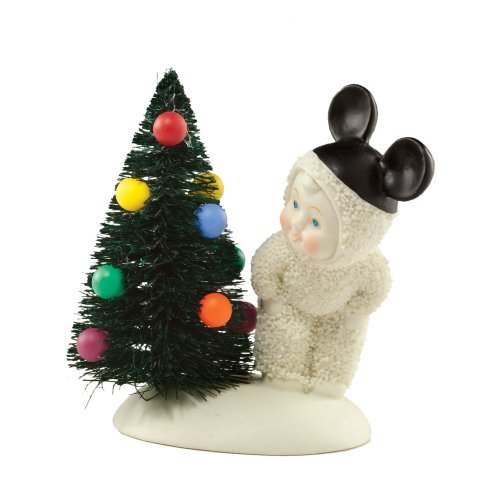 Department 56 Snowbabies Guest Collection The Christmas Mouse Figurine