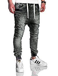 BEHYPE Men's Jogger Slim fit Pants with Pockets RJ-2089