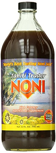Tahiti Trader Noni Juice, High Potency, 32 Fluid ()