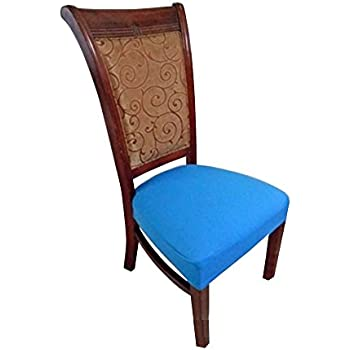 Amazon Com Deisy Dee Dining Chair Cover Protector Removable Washable Hotel Dining
