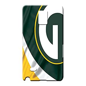 samsung note 4 Durability PC pattern mobile phone case green bay packers nfl football