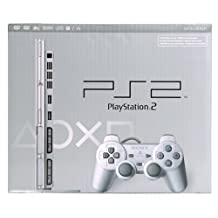 Playstation 2 Console Silver