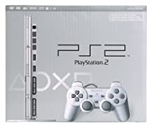 PlayStation 2 Slim Console - Silver