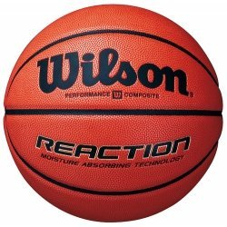 Only Sportsgear Wilson Reaction - Balón de Baloncesto (Talla 7 ...