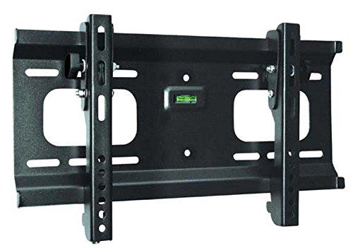 Black Adjustable Tilt/Tilting Wall Mount Bracket for Samsung UN43J5200AF 43' inch LED HDTV TV/Television