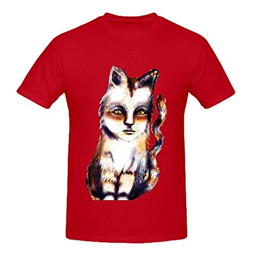 Sex Kitten Er Weird Men O Neck Customized Shirts Red (Homer Simpson Muscle)