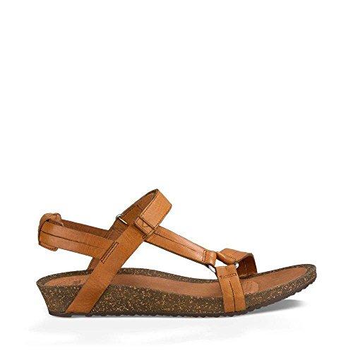 Teva Women's W Ysidro Universal Sandal, Cognac, 8.5 M US by Teva