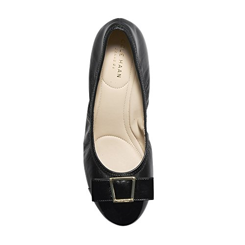 Cuneo Donna Emory Bow Cuneo 40mm Nero
