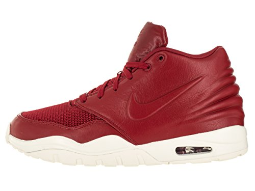Nike Air Entertrainer, Botas de Fútbol para Hombre Rojo (Gym Red / Gym Red-Sail)