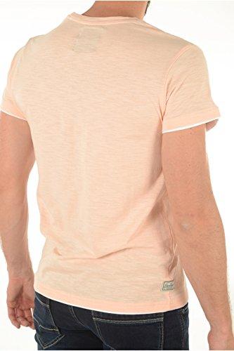 Deeluxe Herren T-Shirt rosa Rose