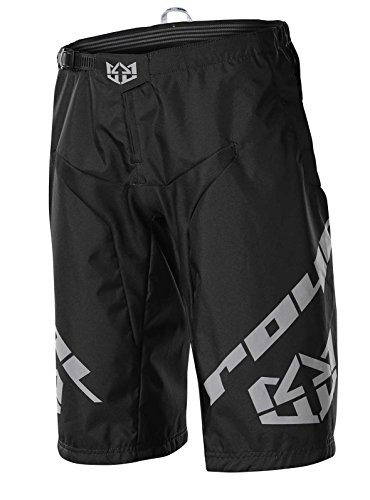 Royal Racing Racelite Shorts, Charcoal/Black, Medium by Royal Racing